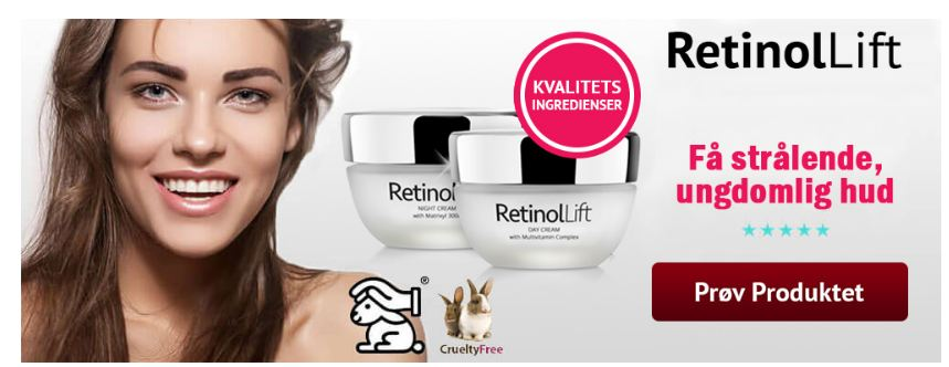 retinol lift danmark