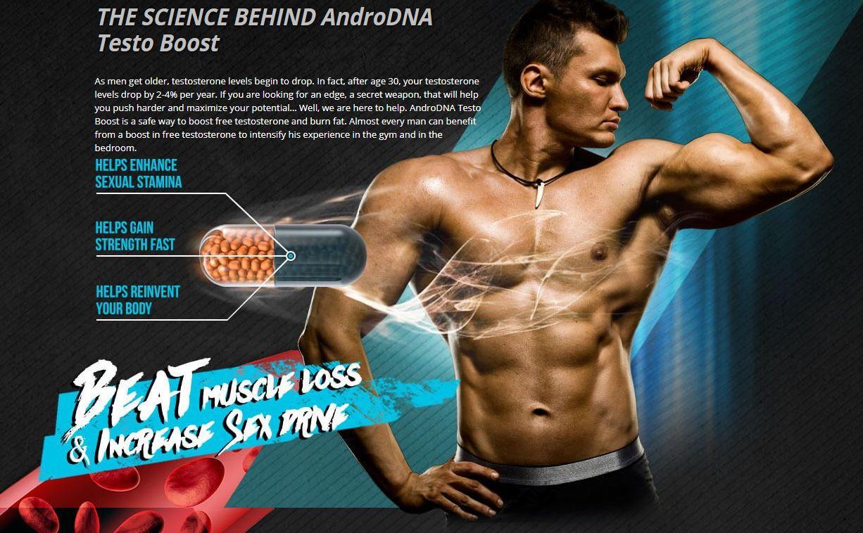 androdna testo boost